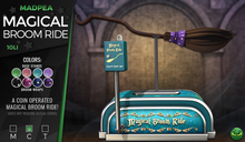 MadPea Magical Broom Ride