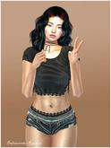 *dafnis shape Janna for lelutka evolution fleur Demo
