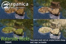 [ Organica ] Waterside Rocks