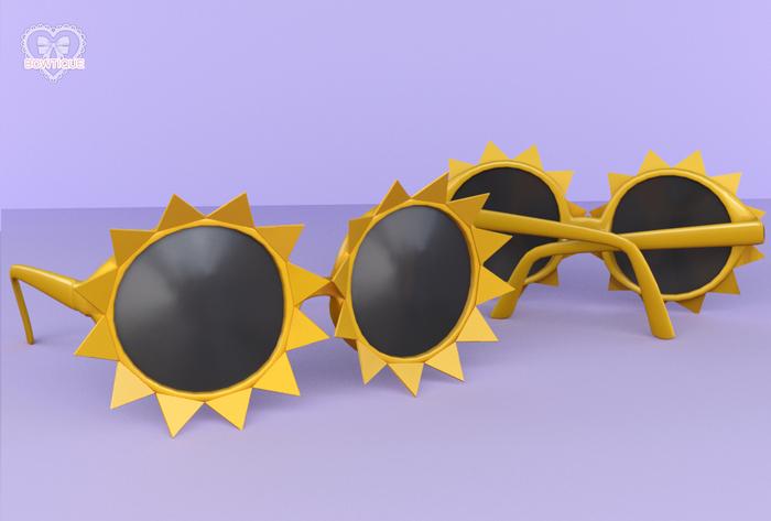 Bowtique - Sunny Glasses