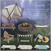 Alouette - Glamping Adirondack Chairs (Boxed) 3