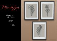 Moonley Inc. - Feather Frame Set
