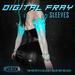 ::Static:: Digital Fray Sleeves {WHITE}