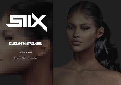 SIIX // Cuban Hairbase