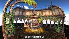 DiMi's Bag - Steampunk Backdrop