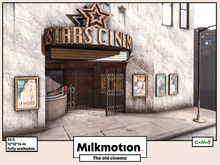 (Milk Motion) the old cinema