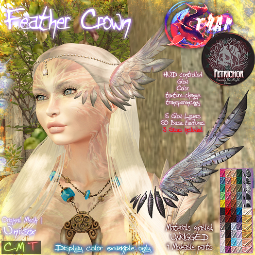 []Trap[] & :[P]: Feather Crown Unrigged