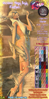 []Trap[]& :[P]: Viscivorus Harpy Body Feathers