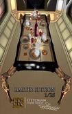 H.R. Ottoman Dinner Table