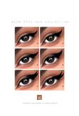PBeauty - Meow Eyeliner Collection (Lelutka Evolution)