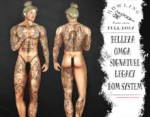 [ H O W L I N G ]-KOVK- Tattoo
