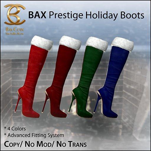 BAX Prestige Holiday Boots