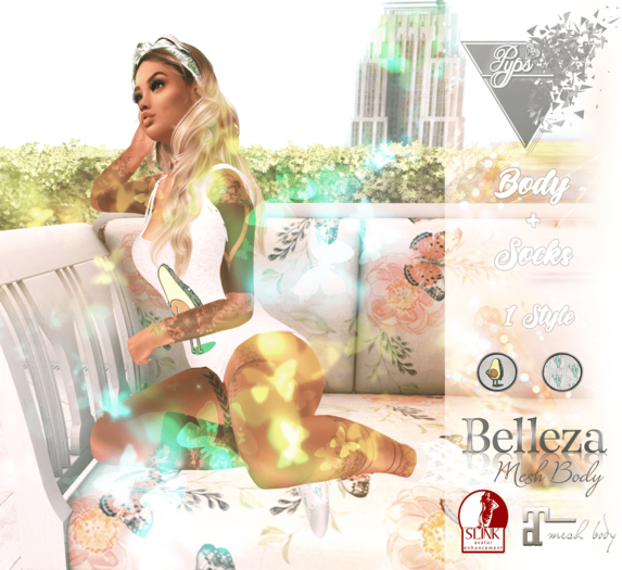 .::Pyps::.  Home Sweet Avo Outfit  (Maitreya Slink Belleza)