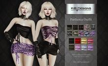 KiB Designs - Parthenia Outfit DEMO