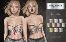 KiB Designs - Raelyn Top FATPACK