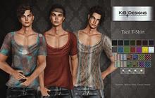 """KiB Designs - Taeil T-Shirt FATPACK """"Wear"""""""