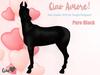 Ciao Amore! - Pure Black