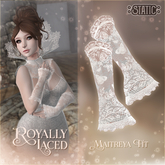 ::Static:: Royally Laced Gloves {Pure} Maitreya