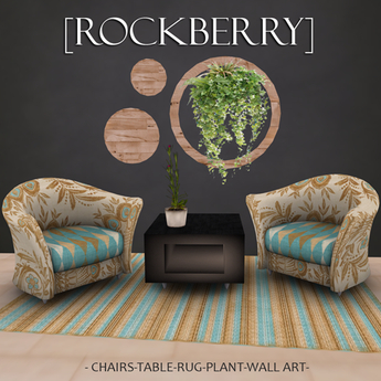 [ROCKBERRY] Cozy Corner {Marketplace}