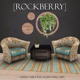 [ROCKBERRY] Cozy Corner {Marketplace}
