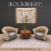 [ROCKBERRY] Wicker Set