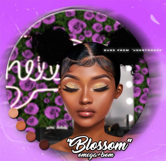 """//G.- """"Blossom"""" Hairbase"""
