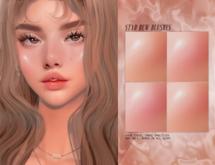 [CATPLNT] 'star dew' blushes (BOM)