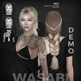 Wasabi // Mer Mesh Hair - Demo