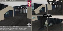 =CBD= Windlass Add-On : Upstairs & Beam Divider Wall [BOX]