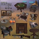 [Kres] Hunters Rest - Gun - Black 1