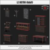[IK] Le Bistro - Hanger