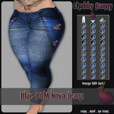 =CB= BOM Nova Jeans : Blue