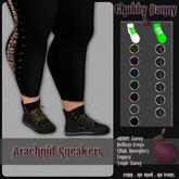 =CB= Arachnid Sneakers