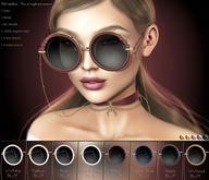 .::Nanika::. Sheila  Sunglasses FATPACK