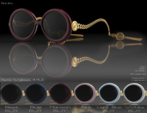 .::Nanika::. Ksenia Sunglasses FATPACK