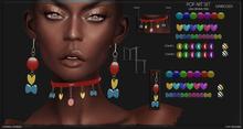 Pop Art Set by Madame Noir