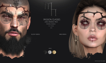Passion Glasses DEMO by Madame Noir