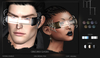Obscurus Glasses by Madame Noir