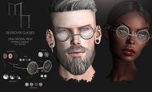 Destroyer Glasses by Madame Noir