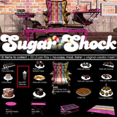 22769 - Plate with Cupcakes  - COMMON