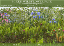 LOVE - MIXED WILDFLOWER PACK