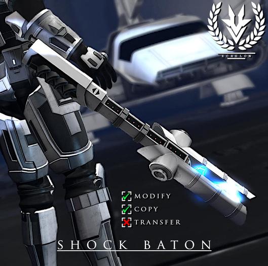[Echelon] // Shock Baton