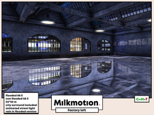 (Milk Motion) factory loft
