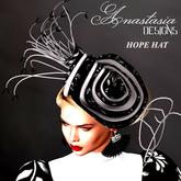 Anastasia Designs Hope Hat(Promo)