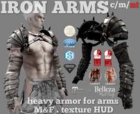 PFC~Iron Arms
