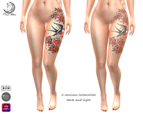 *Moon Tattoo* Isabella 2
