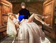 .::Y&R::. Sweet wedding pose set 2(boxed)