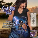 DFF Cyndy Shirt (Grimm) #9