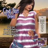 DFF Cyndi Shirt (Striped) #3