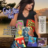 DFF Cyndi Shirt (Rock) #19